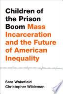 Children of the Prison Boom Book PDF