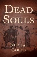 Dead Souls Pdf/ePub eBook