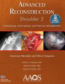 Advanced Reconstruction  Shoulder 2