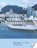 2013 International Conference On Biological  Medical And Chemical Engineering  BMCE2013