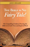 The Bible Is No Fairy Tale