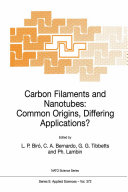 Carbon Filaments and Nanotubes: Common Origins, Differing Applications?