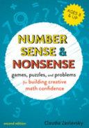 Number Sense and Nonsense