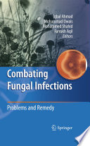 Combating Fungal Infections Book