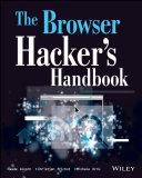 The Browser Hacker's Handbook Pdf/ePub eBook