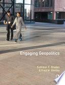 Engaging Geopolitics