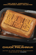 You Do Not Talk About Fight Club