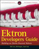Ektron Developer s Guide