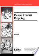 Plastics Product Recycling