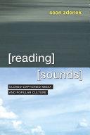 Reading Sounds Pdf/ePub eBook