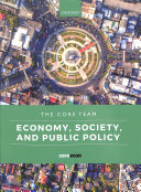 Cover of Economy, Society and Public Policy