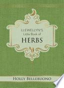 Llewellyn s Little Book of Herbs Book