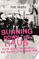 Burning Down The Haus Book