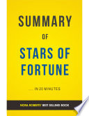 Stars of Fortune  by Nora Roberts   Summary   Analysis Book