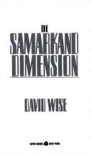 The Samarkand Dimension Book