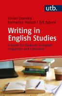Writing In English Studies