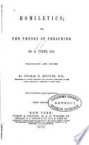 Homiletics Book