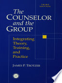 The Counselor and the Group Book PDF