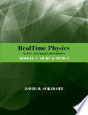 RealTime Physics Active Learning Laboratories  Module 4