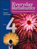 Everyday Mathematics  Teacher s reference manual  Gr  4 6