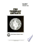 Fire Technology Abstracts