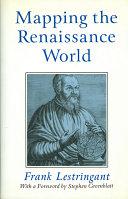 Mapping the Renaissance World
