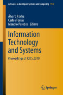 Information Technology and Systems Pdf/ePub eBook