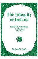 The Integrity of Ireland