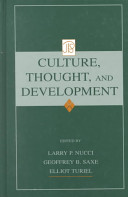 Culture  Thought  and Development