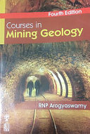 Courses In Mining Geology