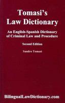 Tomasi s Law Dictionary