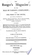 The Ranger's Magazine: Or the Man of Fashion's Companion ... For the Year 1795