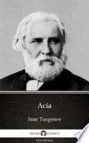 Acia by Ivan Turgenev - Delphi Classics (Illustrated) Pdf/ePub eBook