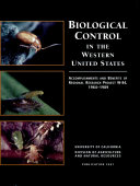 Biological Control in the Western United States
