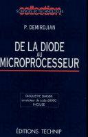 De la diode au microprocesseur ebook