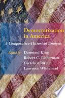 Democratization In America Book PDF