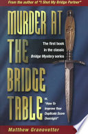 Murder at the Bridge Table Online Book