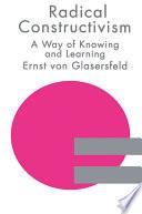 Radical Constructivism Book PDF