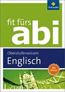 Fit Fürs Abi. Englisch Oberstufenwissen
