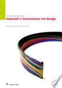 Materiali e innovazioni nel Design