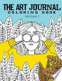 The Art Journal Coloring Book