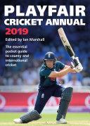 Playfair Cricket Annual 2019