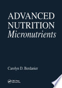 Advanced Nutrition Micronutrients Book PDF