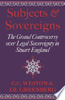 Read Online Subjects and Sovereigns For Free