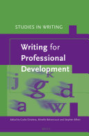 Writing for Professional Development