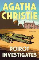 Poirot Investigates Book