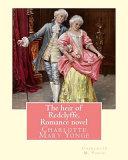 The Heir of Redclyffe  by Charlotte M  Yonge  Romance Novel