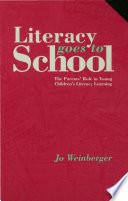 Literacy Goes To School
