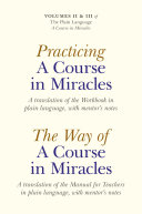 Practicing a Course in Miracles