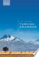 The Oxford Turkish Grammar